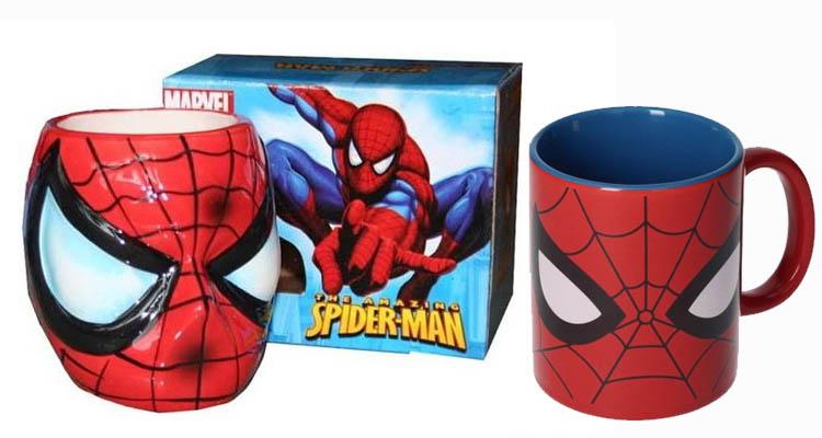 Tazas Spider-Man