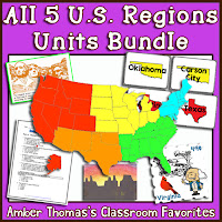 http://www.teacherspayteachers.com/Product/All-5-US-Regions-Unit-Plans-Bundle-of-5-Separate-Units