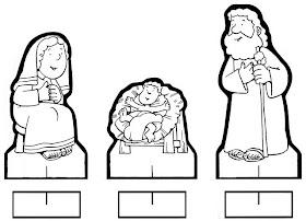 Modelos E Moldes De Presepio Para Recortar E Montar Espaco Educar