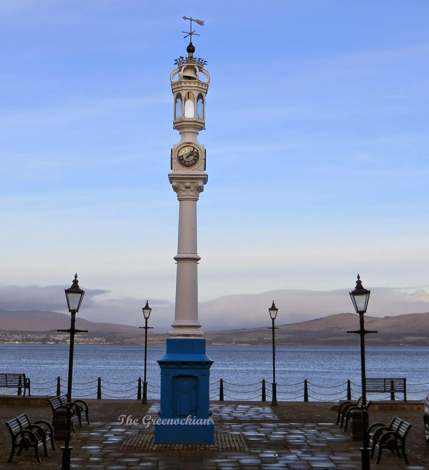 Beacon at Greenock