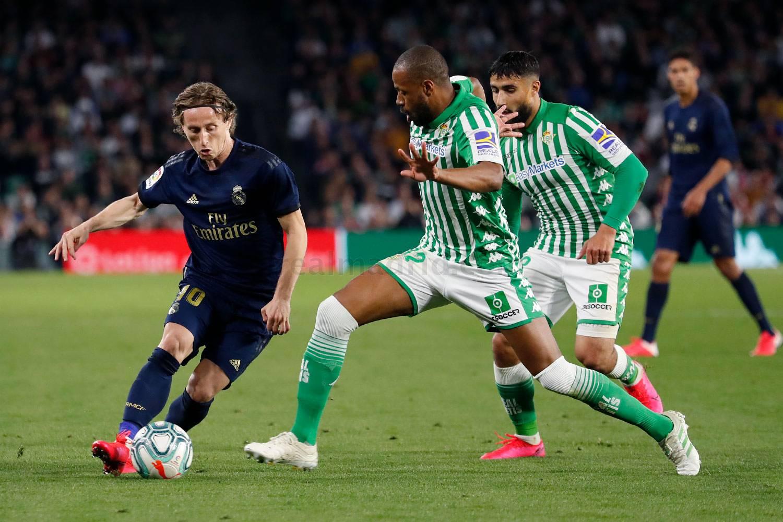 نتيجة مباراة ريال مدريد وريال بيتيس اليوم 24-4-2021 في الدوري الإسباني