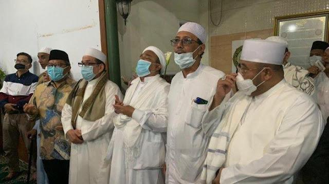 Syarat Rekonsiliasi, HRS: Bebaskan Dulu Ustadz Baasyir, Habib Bahar, Aktivis, Buruh dan Mahasiswa!