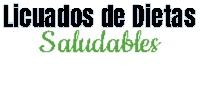 Licuados De Dietas SALUDABLES y NUTRITIVOS