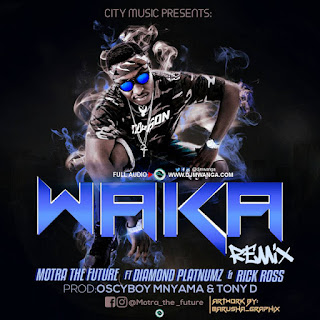 Motra The Future Ft. Diamond Platnumz - Waka Remix