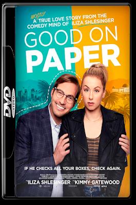 Good On Paper [2021] [DVDR R4] [Latino]