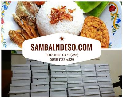 harga pesan nasi box pamulang kota tangerang selatan