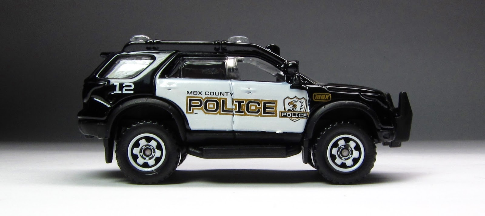 Toyota Diesel Truck >> The Last Golden Age of Matchbox: Black & White Police Cars... - AUTOCAR REGENERATION