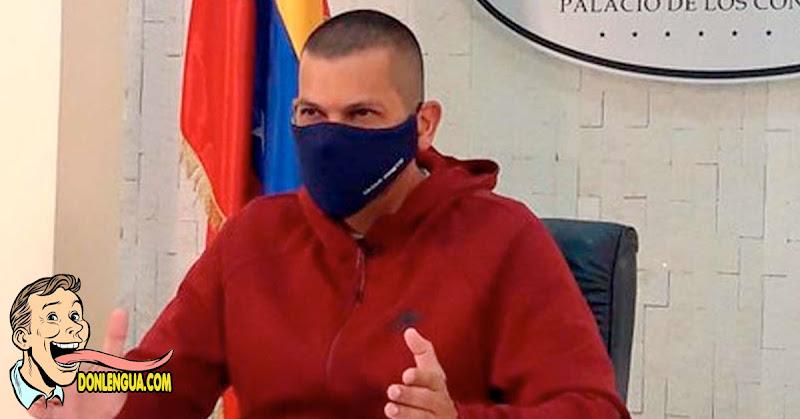 Gobernador chavista del Zulia Omar Prieto fue aislado en una policlínica con el virus