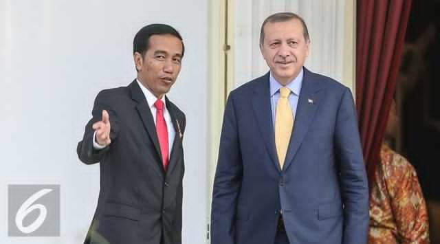 Presiden Turki Bahas Nasib Rohingya dengan 8 Negara