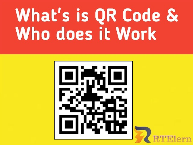 What is QR Code and Who does it Work- Bangla