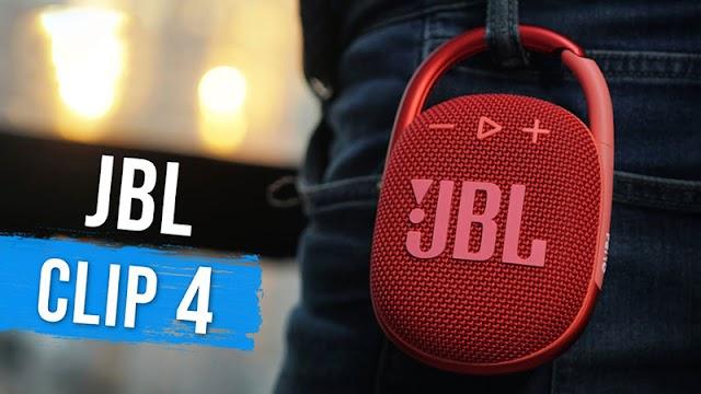 Đánh giá Loa JBL Clip 4: Thiết kế mới, nhỏ gọn, cao cấp, tiện lợi hơn