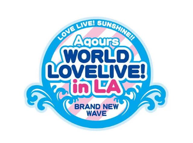 Tiket VIP Love Live! Sunshine!! Aqours World Love Live! di LA Akhir Pekan Ini