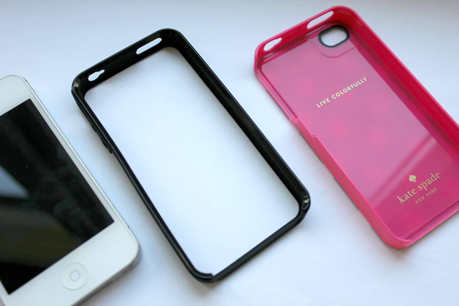 sale retailer b0213 644ec Kate Spade iPhone 4S Case | Brogan Tate