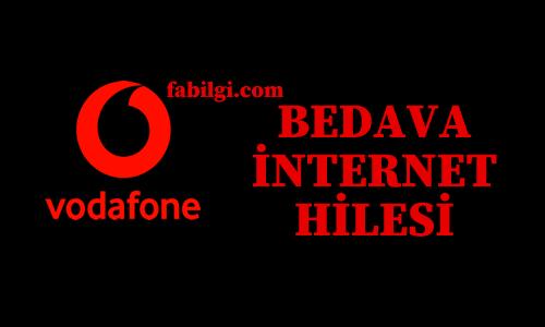 Vodafone İnternet Hilesi 2021 App Galery ve Kazandirio Kodları