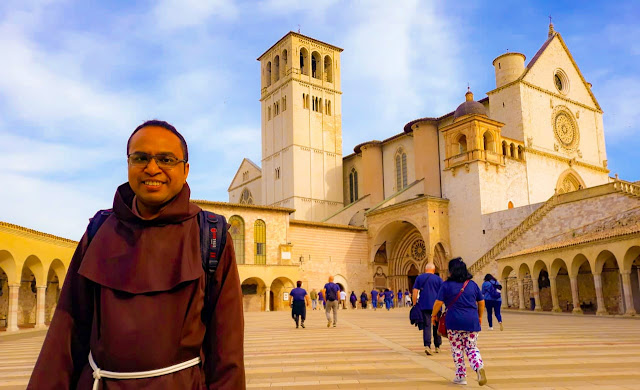 Pater David Dapi Losor, OFM