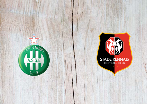 Saint-Etienne vs Rennes -Highlights 26 September 2020
