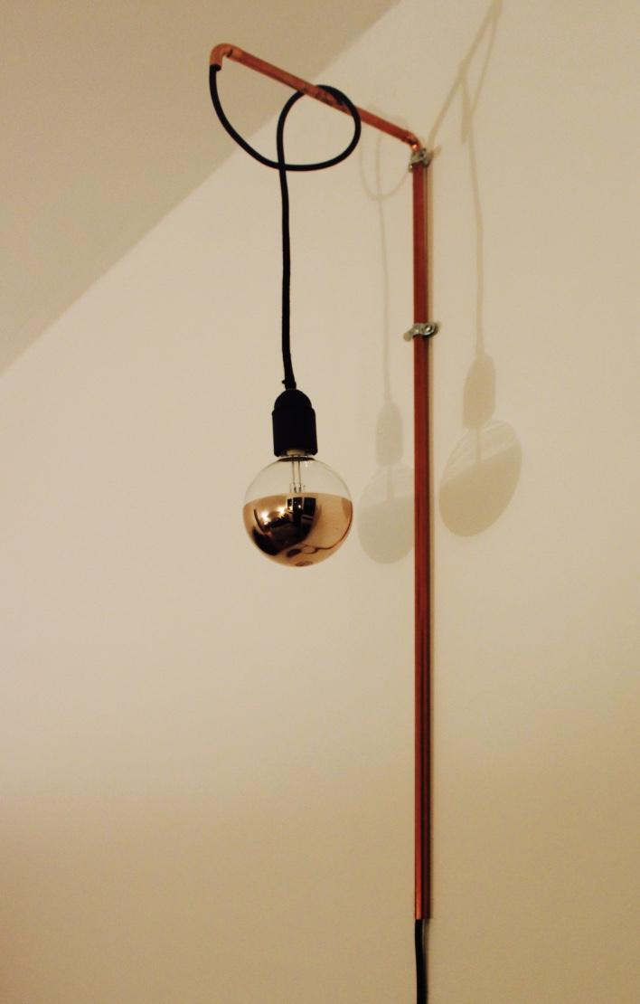 diy deco d fi 2 r aliser sa lampe baladeuse trop chic pas cher. Black Bedroom Furniture Sets. Home Design Ideas