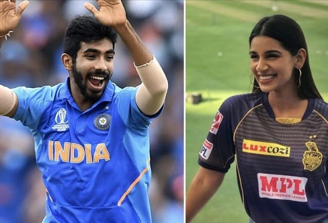 All you need to know about cricketer Jasprit Bumrah's rumoured fiancé Sanjana Ganesan