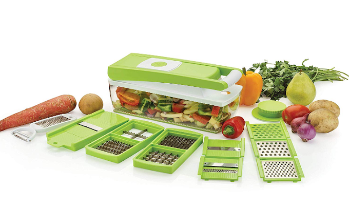 Vegetable and Fruit Chopper Cutter