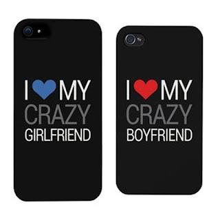 custom case couple girlfriend & boyfriend