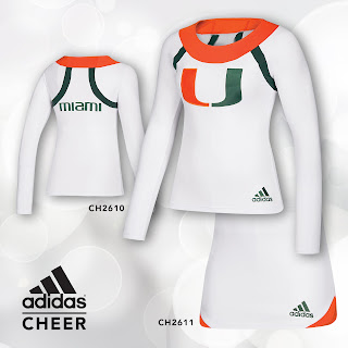 adidas cheer uniform style# 2610