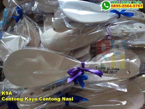 Toko Centong Kayu Centong Nasi