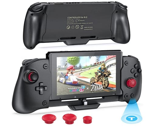 OIVO Nintendo Switch Pro Wireless Controller Comfort