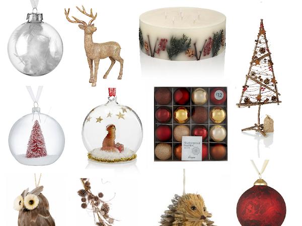 Wishlist | Christmas Decorations