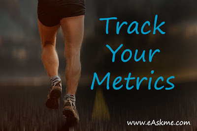 Track your metrics: The Top 5 Blogging Strategies For This Summer: eAskme
