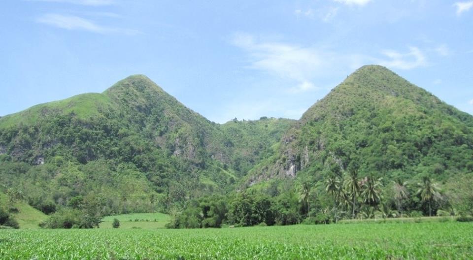 Mt. Susong Dalaga in Tampakan