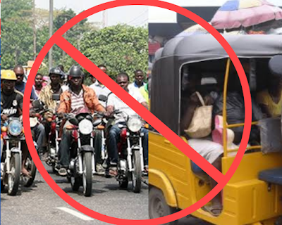 lagos state to release more buses for okada and keke ban in lagos