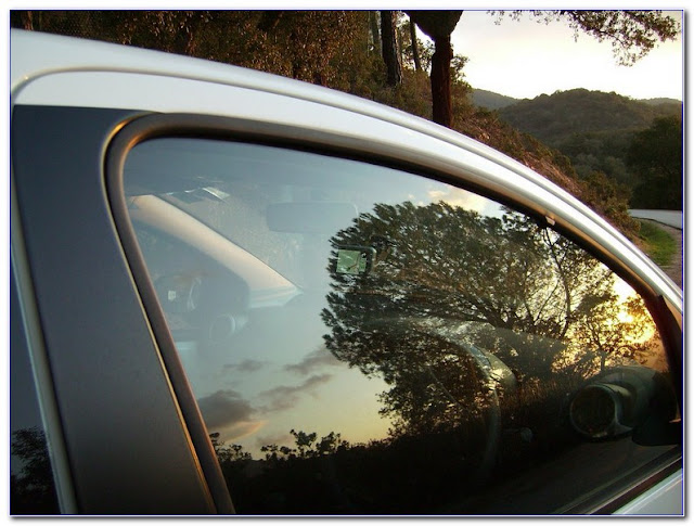 Best Mirror TINTED WINDOW Film Review