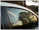 Mirror TINTED WINDOW Film