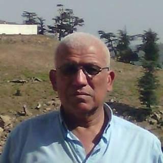 خريف حزين للشاعر الجزائري: محمد الصغير رشيد