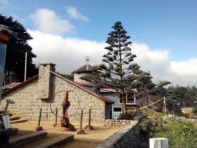 Isla Negra en Chile