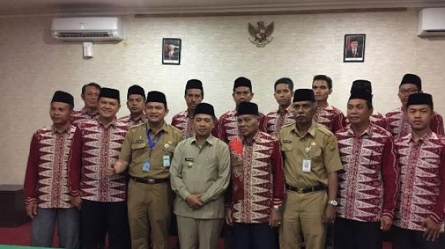 Wali Kota Kota Banjarmasin Kunjungi Penginapan para Kafilah MTQ