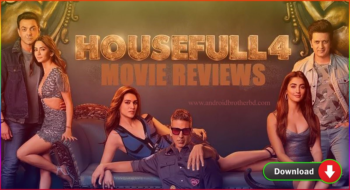 Housefull 4 Full Movie Free Download
