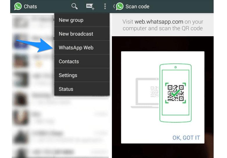 Begini Cara Menggunakan Whatsapp Web Dengan Benar Sabine Blog