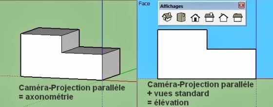 Formation Sketchup Parler En 3d Sketchup Des Notions De Dessin