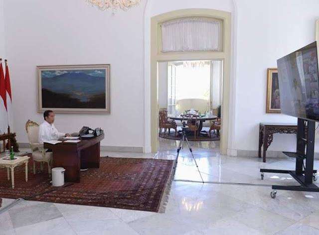 Presiden Tegaskan, Satu Visi dan Strategi untuk Menangani Covid-19