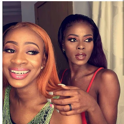 BBNaija: Anto And Khloe Are Stunning In New Photos