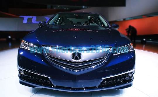 2017 Acura TLX Release Date
