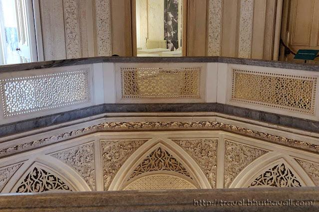 Monserrate palace - Jaipur Jaali work marbles