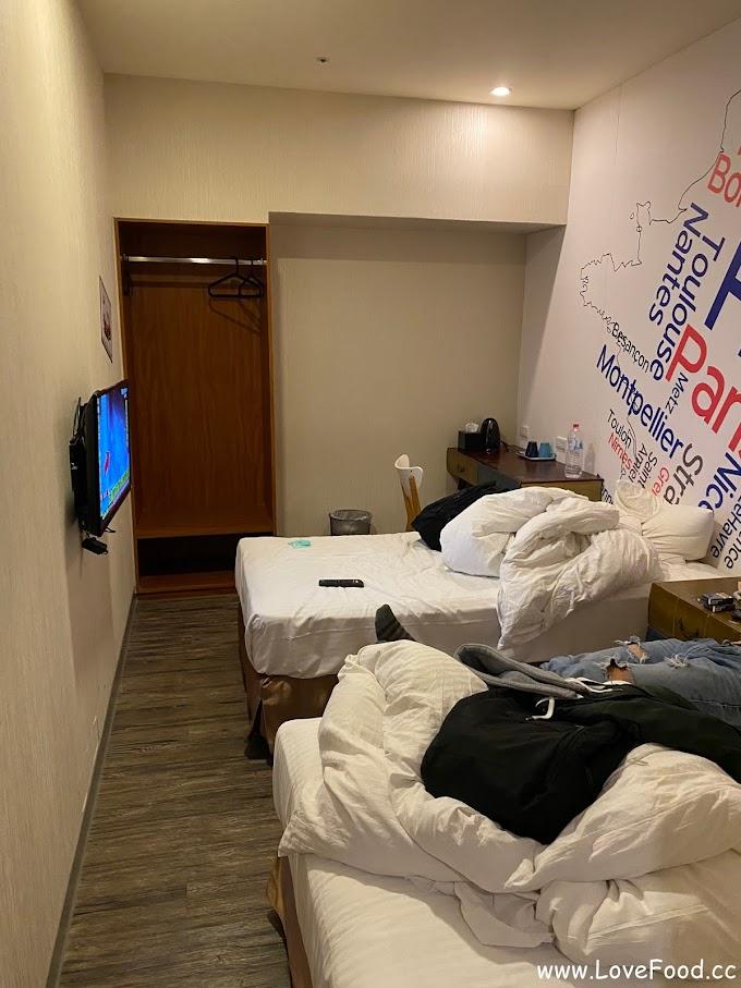 高雄前金-天藝商旅-六合夜市旁 平日一晚千元有找-SKYONE HOTEL