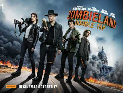Zombieland Double Tap (2019) Hindi + Eng Full Movies Download 480p