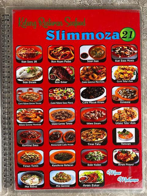 Kelong Sea Food Slimmoza 21