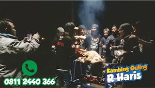 Barbecue Kambing Guling Cimahi, kambing guling cimahi, kambing guling,