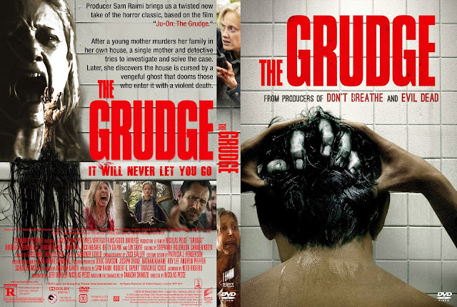The Grudge (2020) DVD Cover