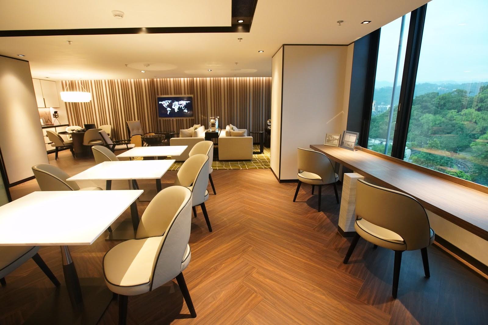 住宿|台北士林萬麗酒店 Renaissance Taipei Shihlin Hotel 行政酒廊