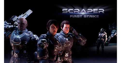 Scraper: First Strike Review